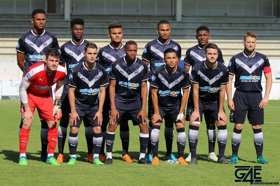 groupe champions national 3 cfa2 réserve équipe