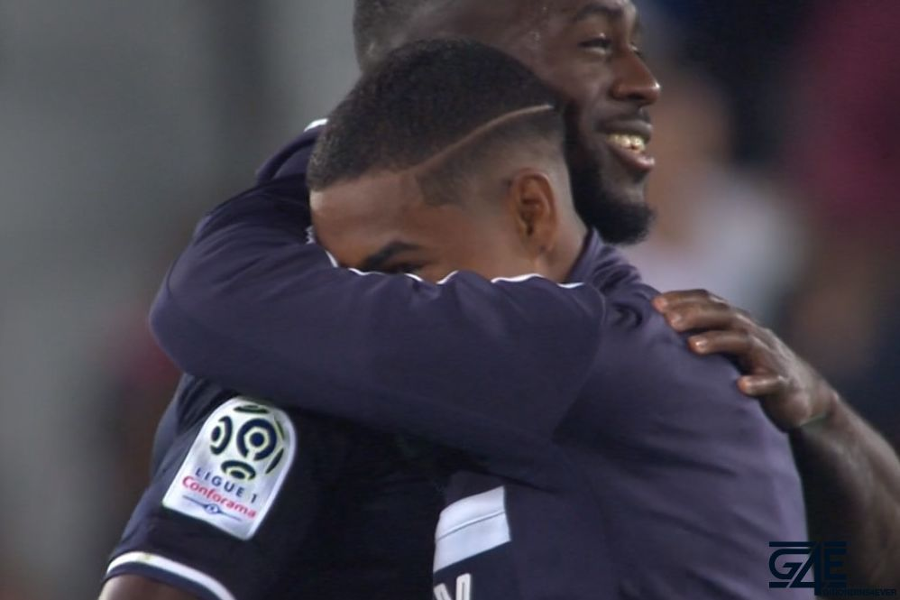 Malcom et Maxime Poundjé