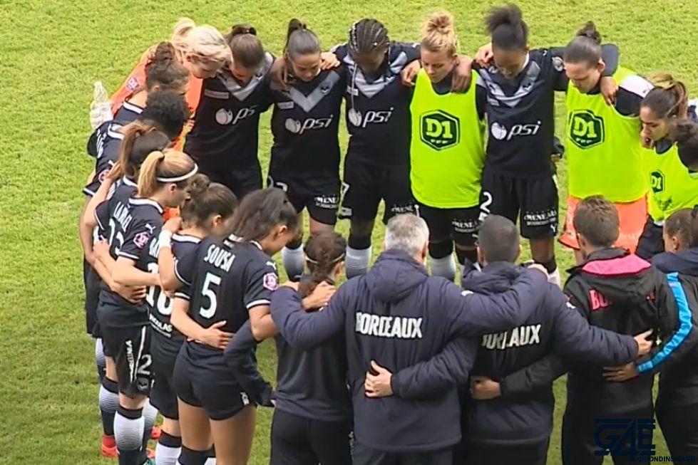Calendrier Des Girondins De Bordeaux.Metz Bordeaux Pour Le Premier Match Des Feminines Des
