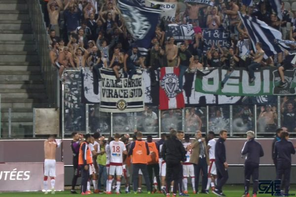 Joie groupe, parcage ultras