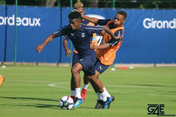 Jonathan Cafu et Ibrahim Diarra