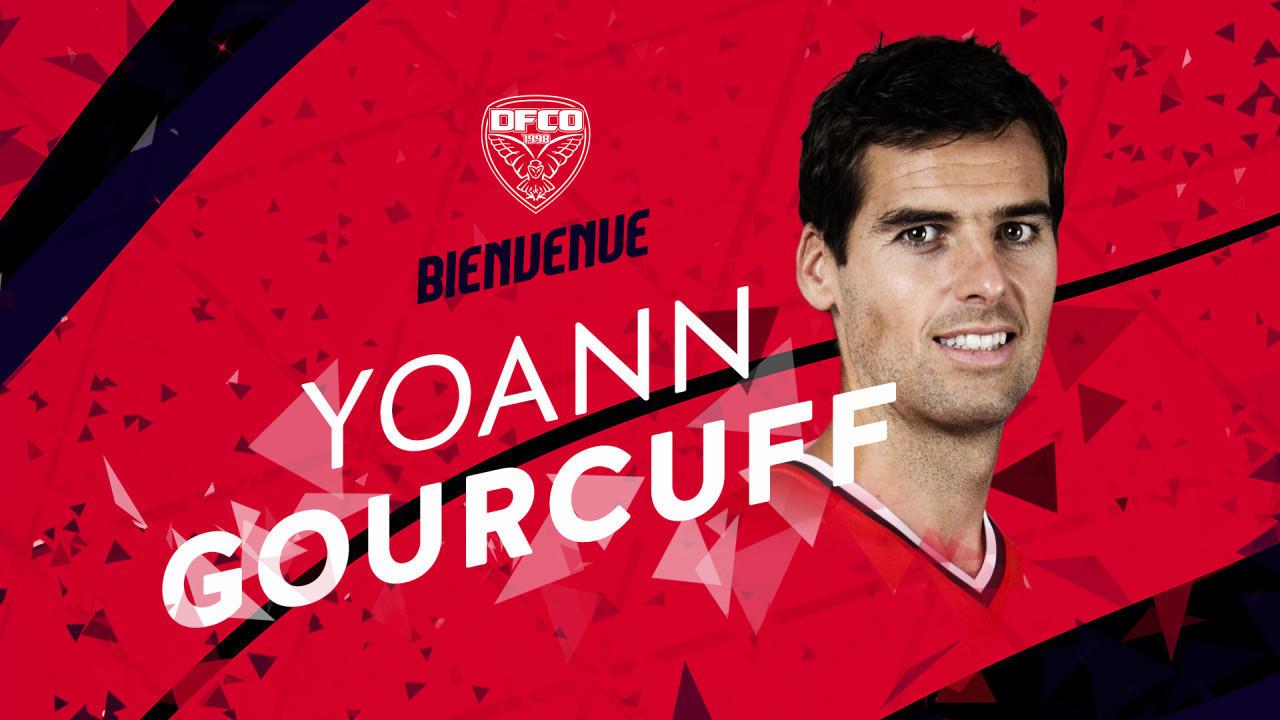 Yoann Gourcuff rebondit à Dijon