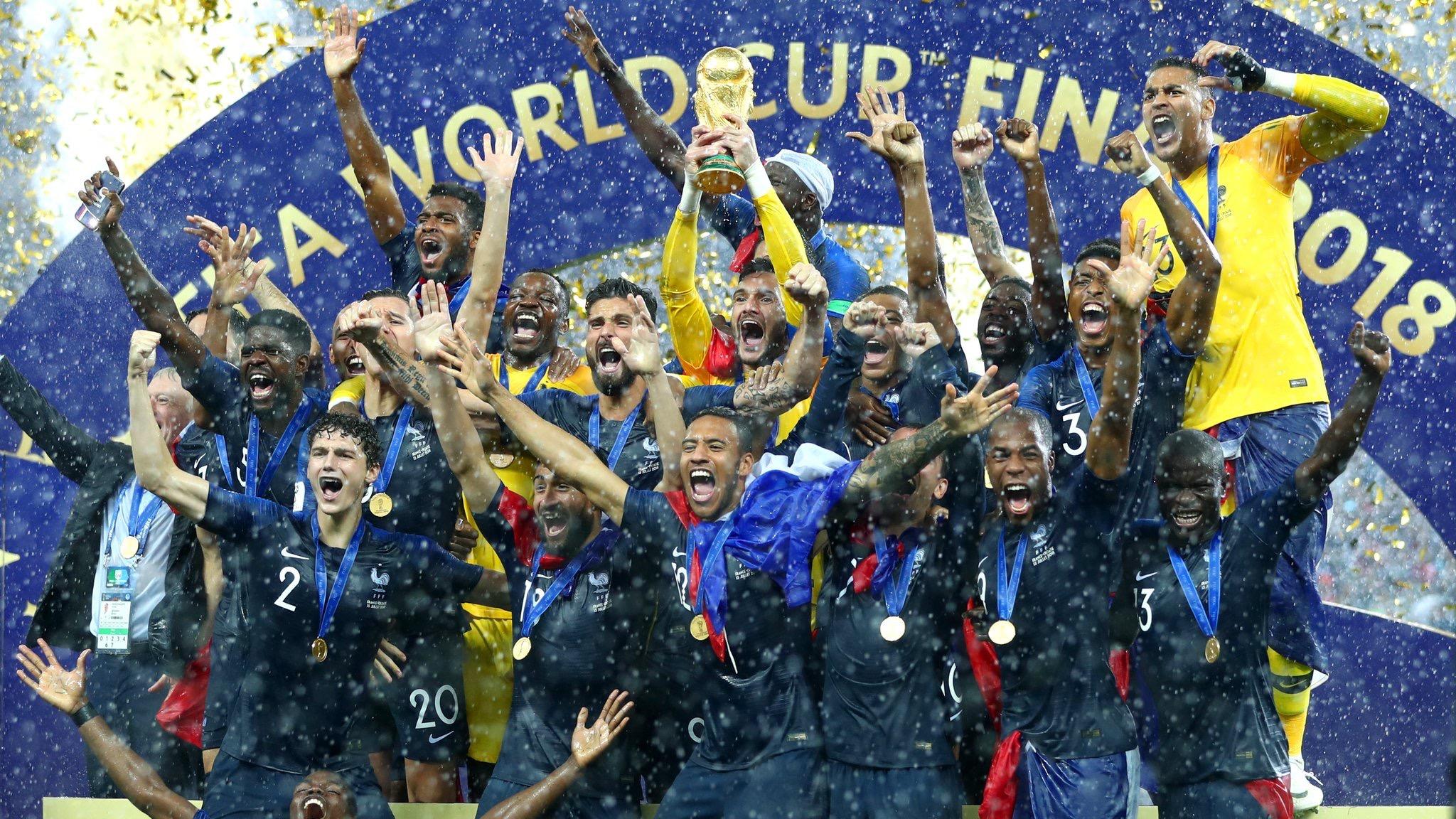 France Champions Monde
