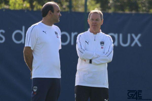 Ricardo et Eric Bédouet