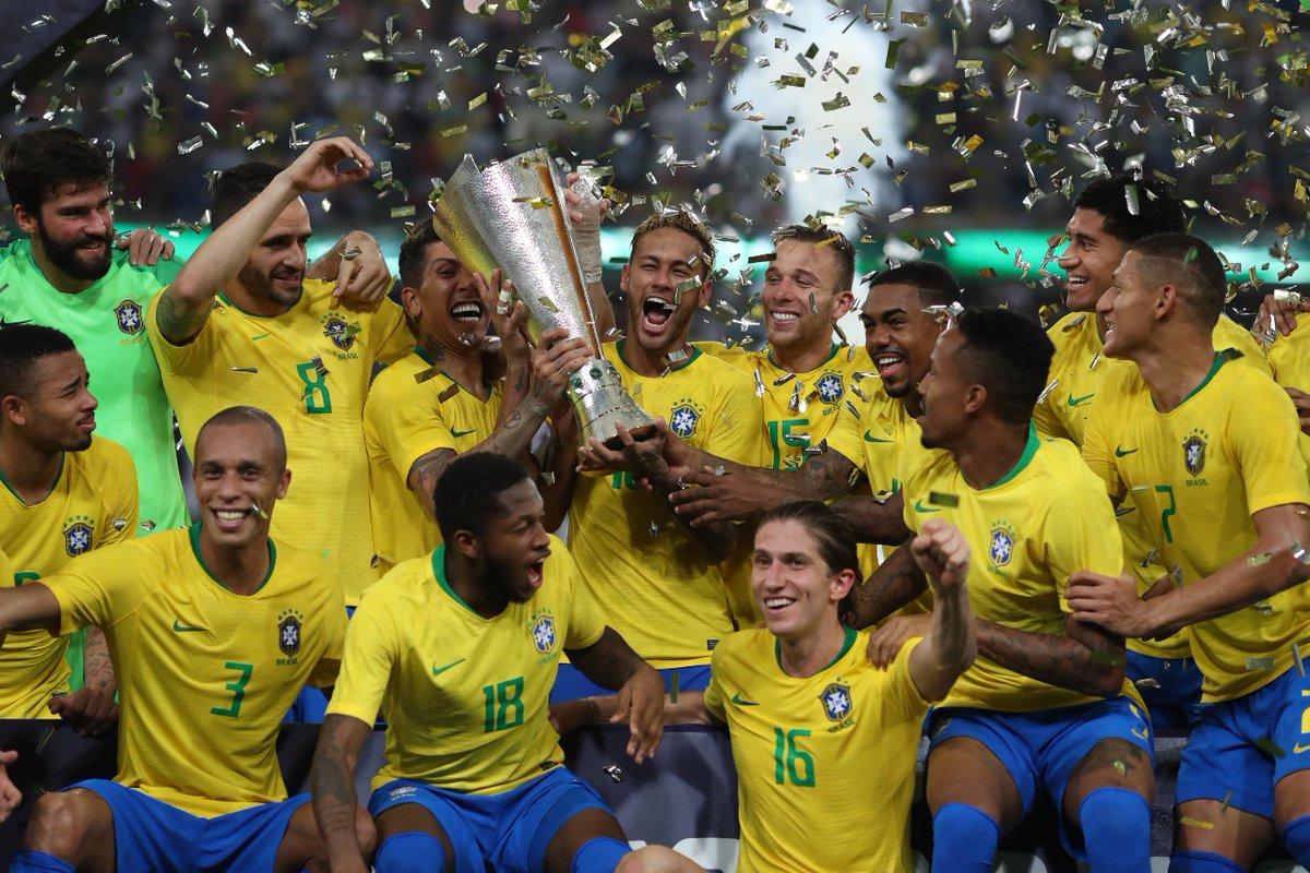 Seleçao Brésil Pablo