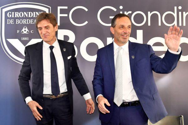 Frédéric Longuépée et Joseph DaGrosa