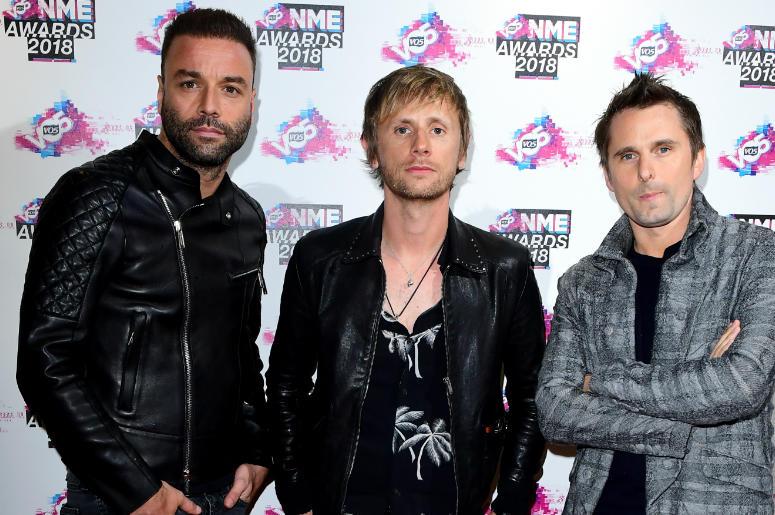 Muse en concert à l'Orange Vélodrome le 9 juillet 2019