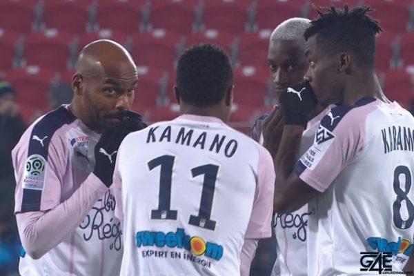 Jimmy Briand, François Kamano, Yann Karamoh