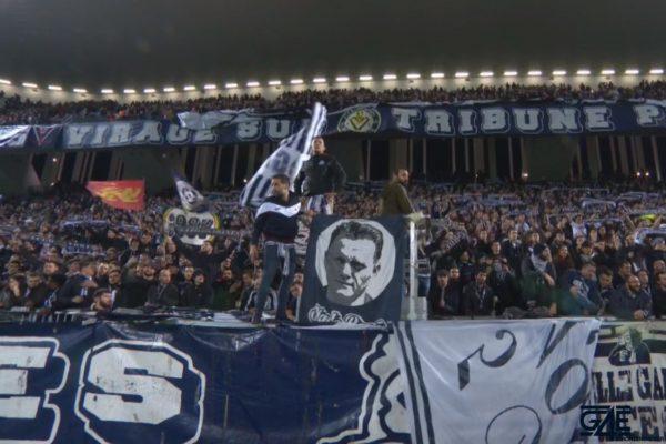 supporters, virage sud, ultramarines, gallice
