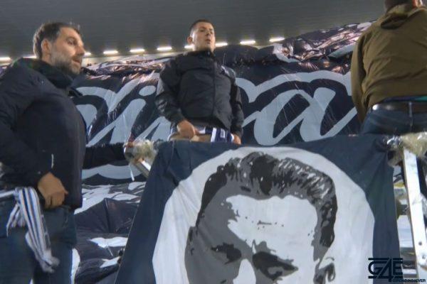 supporters virage sud ultramarines Romain Manci