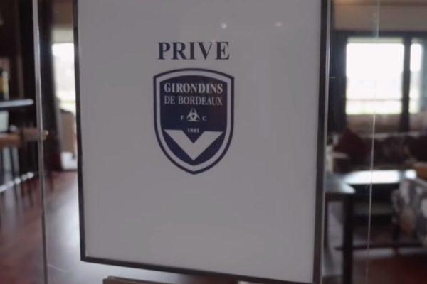 logo girondins privé