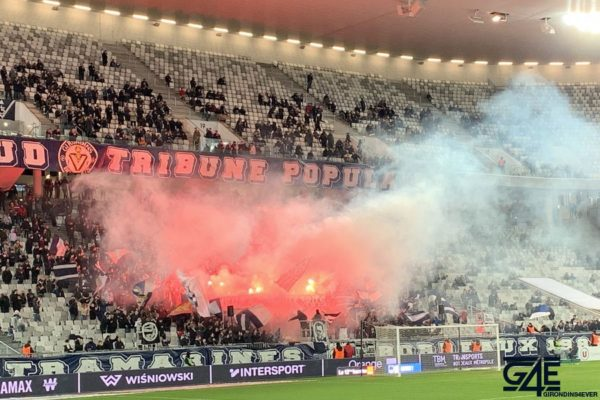supporters virage sud ultramarines