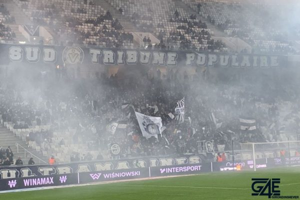 supporters virage sud ultramarines