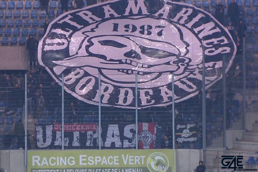 370 groupes ultras, dont les Ultramarines, contre la reprise du football