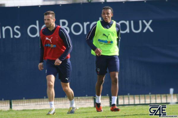 Jules Koundé et Vukasin Jovanovic