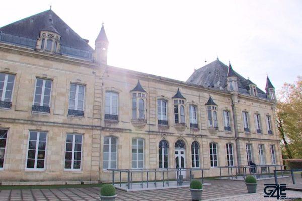 Chateau haillan entrainement
