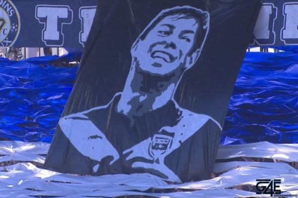 tifo supporter Emiliano Sala