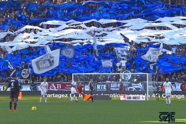 Tifo supporter