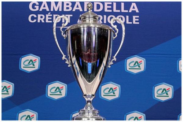 Une finale ASSE-TFC — Gambardella