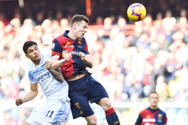 Genoa CFC v SS Lazio – Serie A