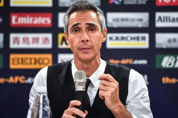 Paulo Sousa, Go Oiwa highlight press conference after quarter-final 2nd leg of AFC Champions