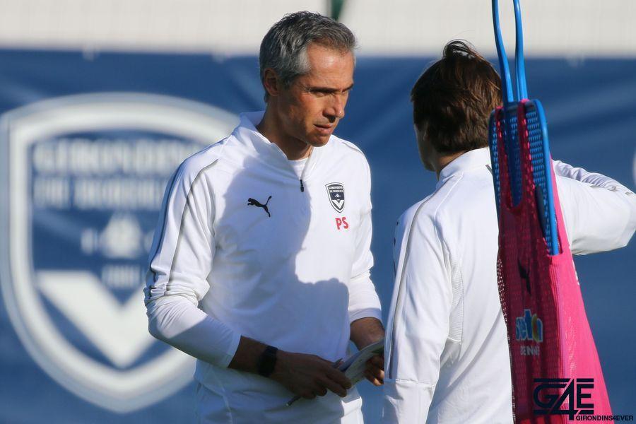 Victor Sanchez Llado et Paulo Sousa