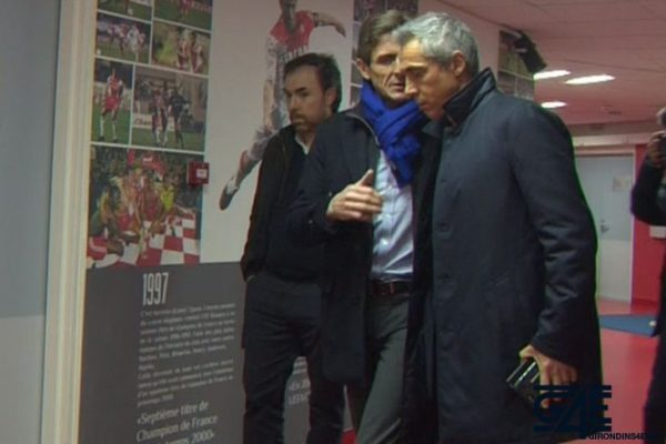 Paulo Sousa, Frédéric Longuépée, Hugo Varela