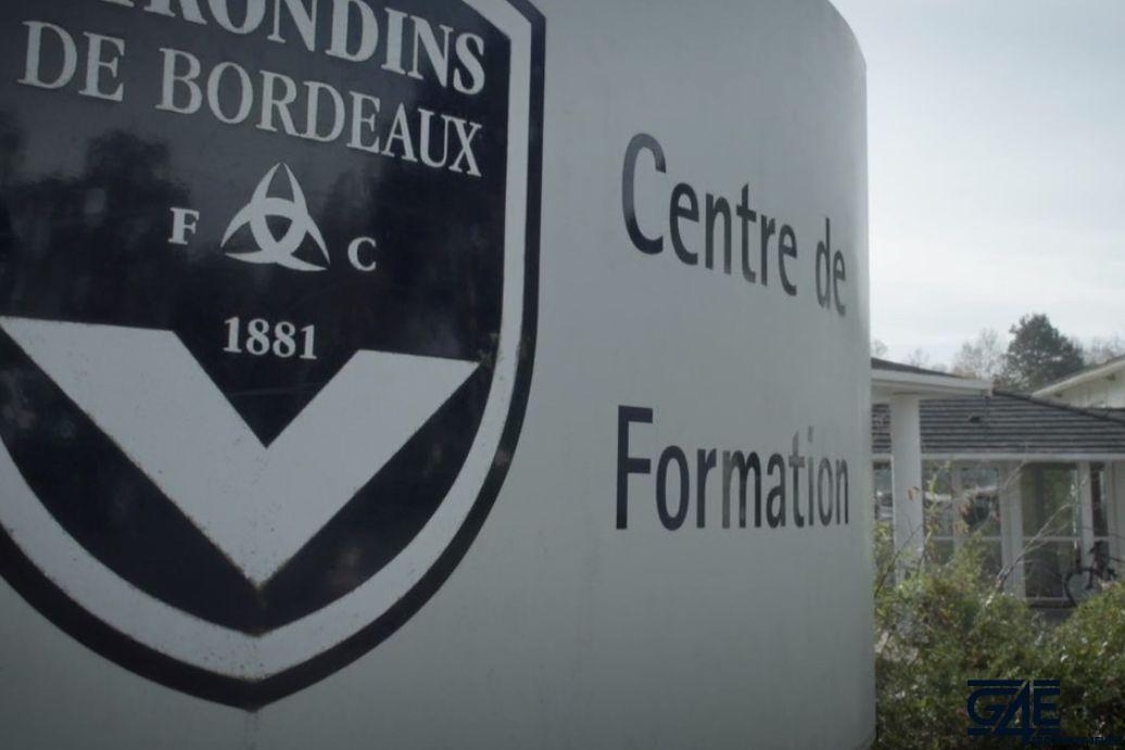 logo girondins formation