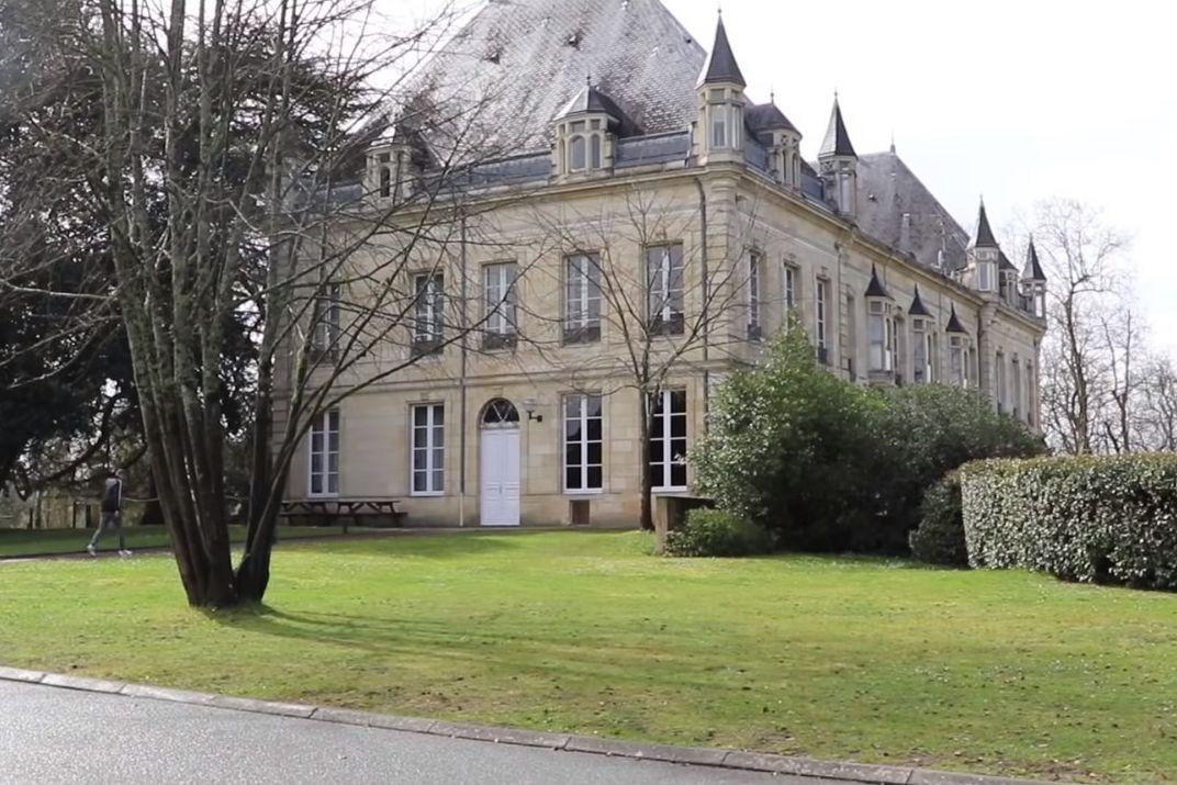 chateau haillan centre entrainement