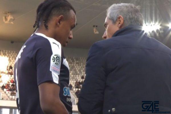 Jules Koundé et Paulo Sousa