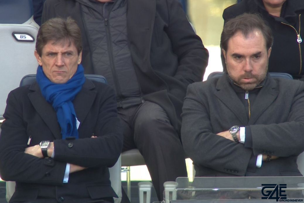 Frédéric Longuépée et Hugo Varela