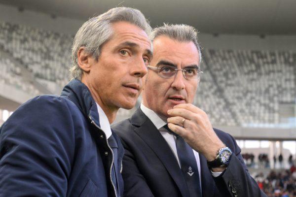 Paulo Sousa et Eduardo Macia