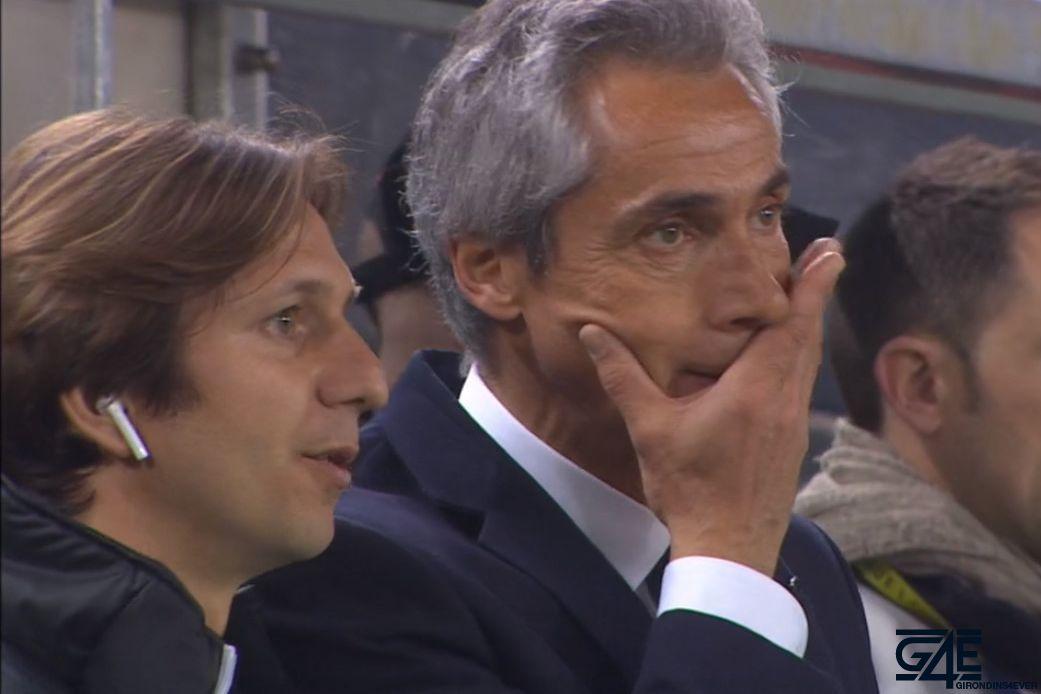 Paulo Sousa et Victor Sanchez Llado