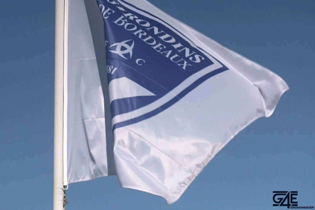 girondins drapeau