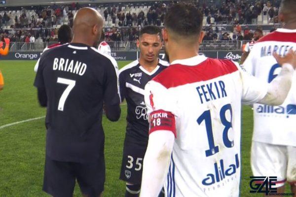 Nabil Fékir, Yassine Benrahou, Jimmy Briand