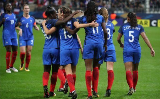 La liste des 23 Bleues pour le Mondial 2019