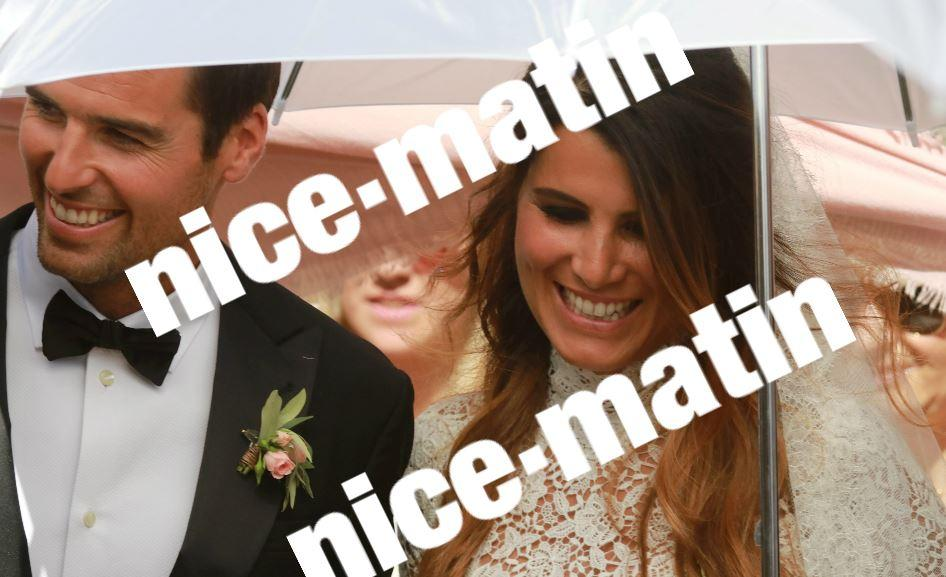 Karine Ferri et Yoann Gourcuff se sont mariés