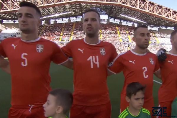 Vukasin Jovanovic et Milan Gajic
