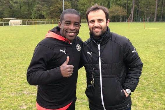 Rio Mavuba et Antoine Verges