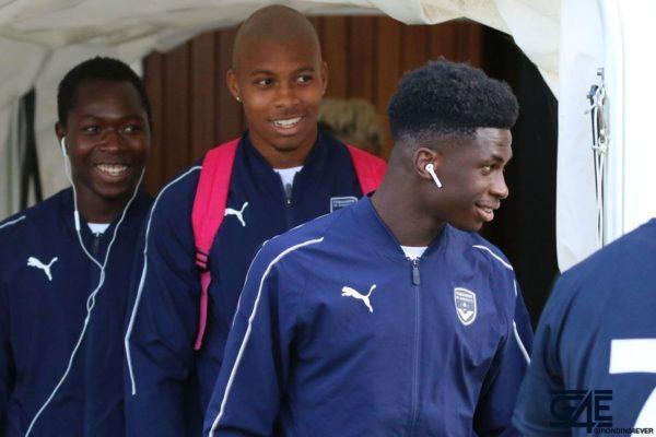 Amadou Traoré, Darren Lima Semedo