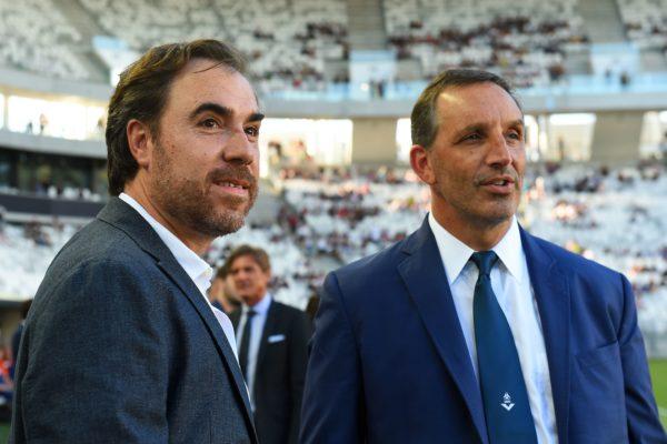 Hugo Varela et Joe DaGrosa