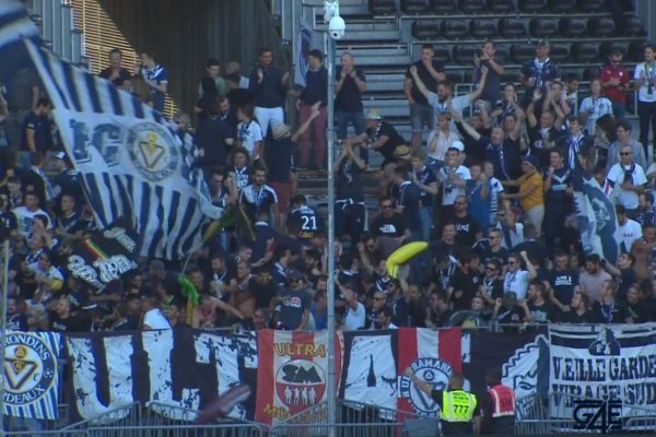 supporters ultras deplacement angers