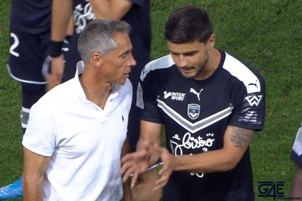 Paulo Sousa et Loris Benito