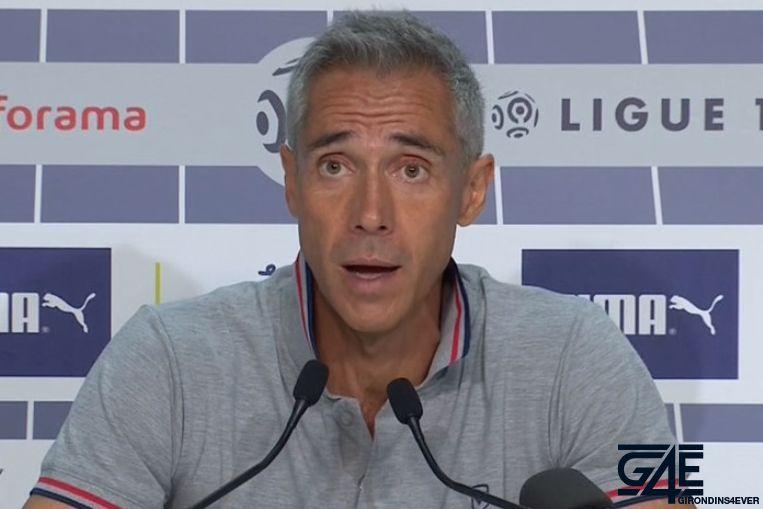 Sousa parti pour rester — Bordeaux