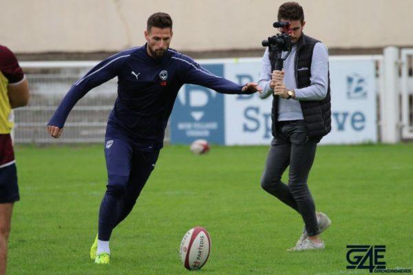 Nouveau contrat pour Cazeaux — Bordeaux-Bègles