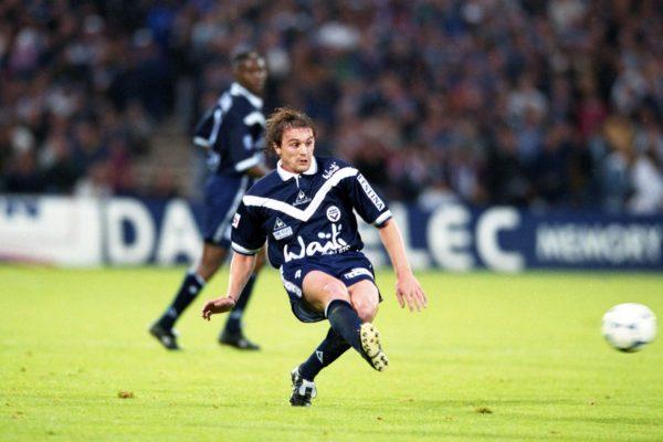 Lilian Laslandes – 22.05.1999 – Bordeaux / Lyon – 1998 / 1999