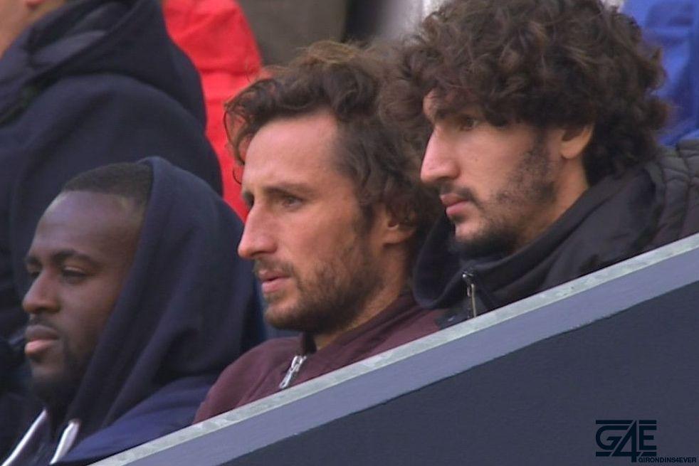 Maxime Poundjé, Paul Baysse, Yacine Adli