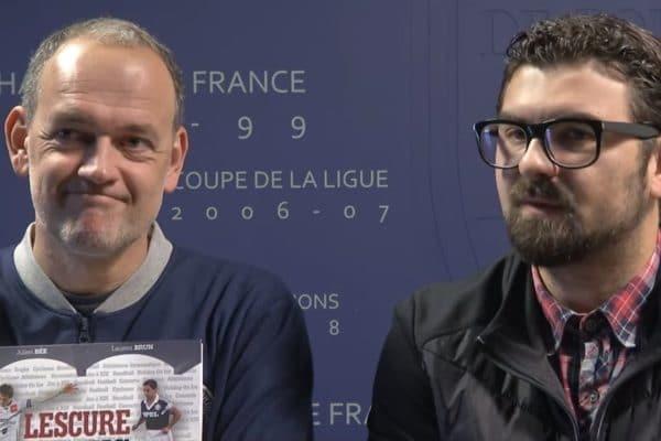 Julien Bée et Laurent Brun