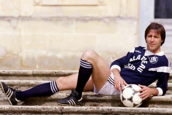 Rene Girard – 01.05.1985 – Bordeaux – Magazine