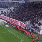ultramarins supporters virage sud